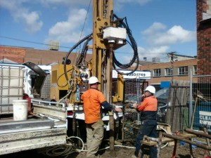 Geotechnical investigation for multi-storey residential block