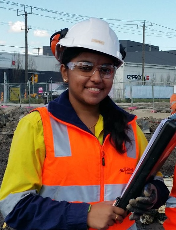Anush Geotechnical Engineer